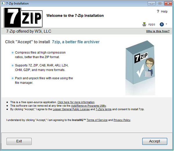 7-zip by TUGUU SL - Boost Your PC