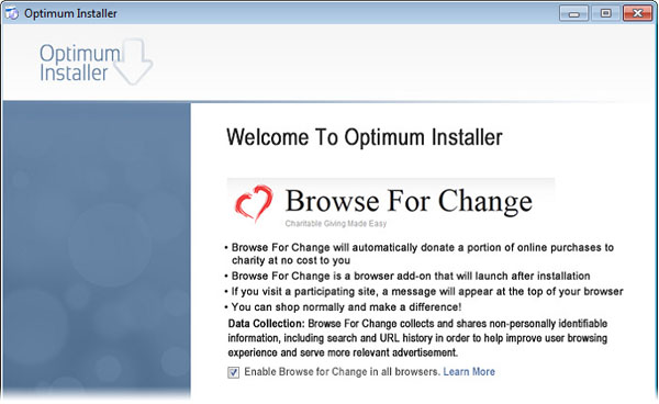 Browse For Change